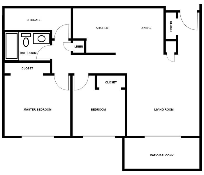 Suites 1 & 7
