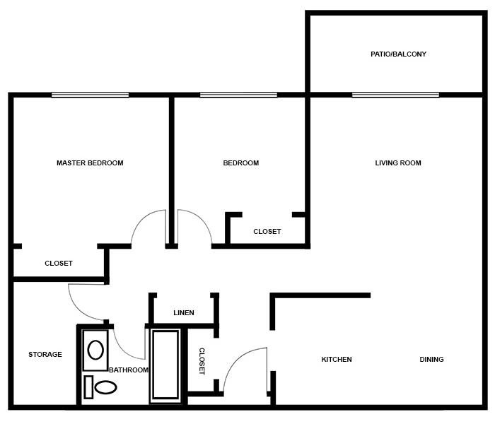 Suites 3 & 106